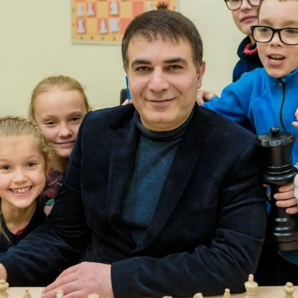 Эльшад Оруджев